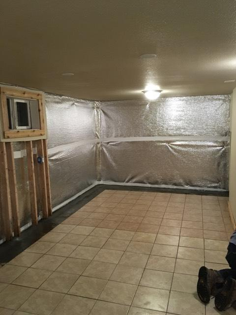 Thermaldry Wall