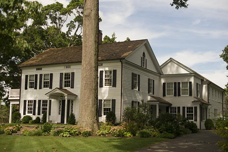 Historical Greenfield Hill home