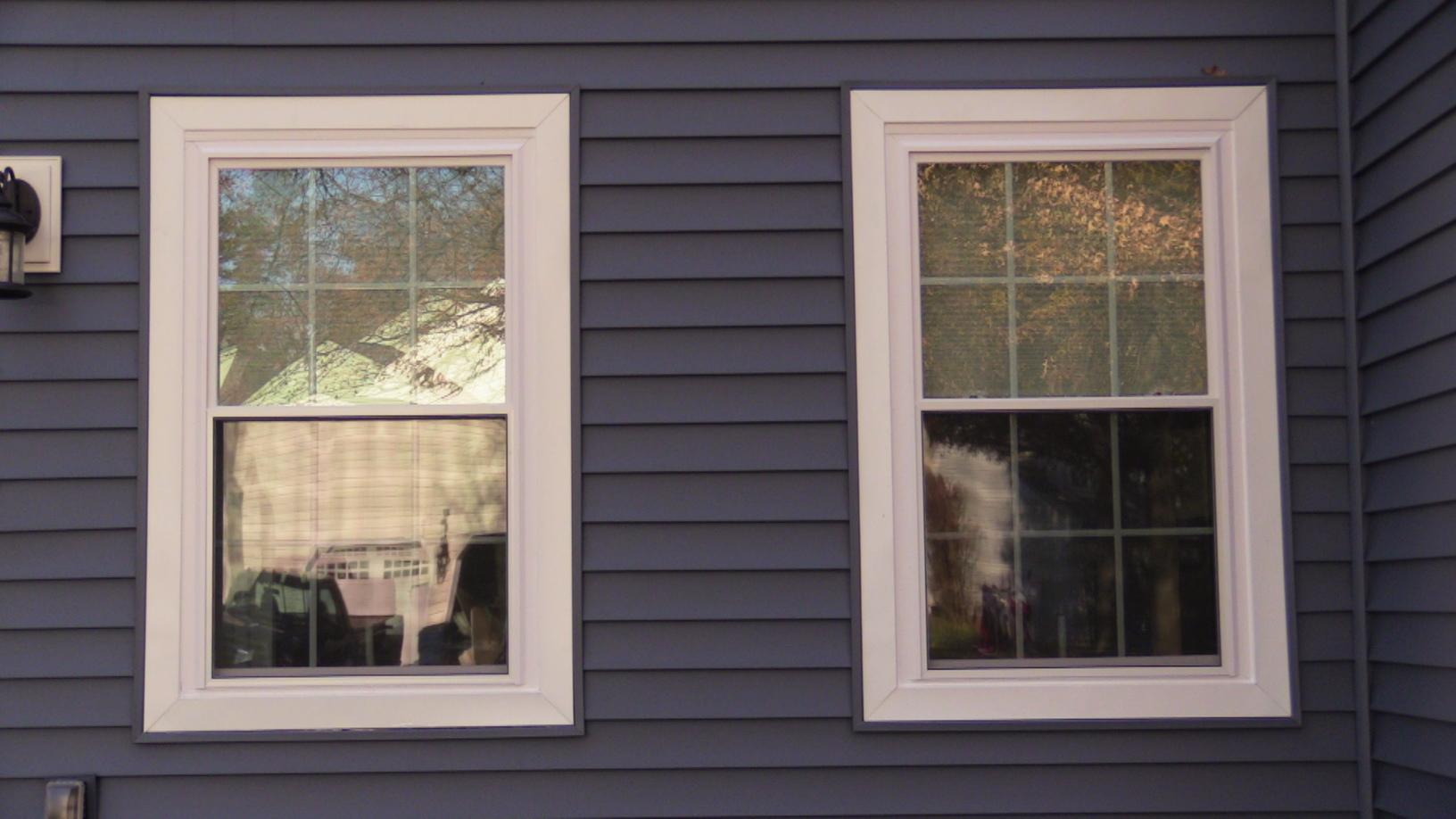 Two New Replacement Windows