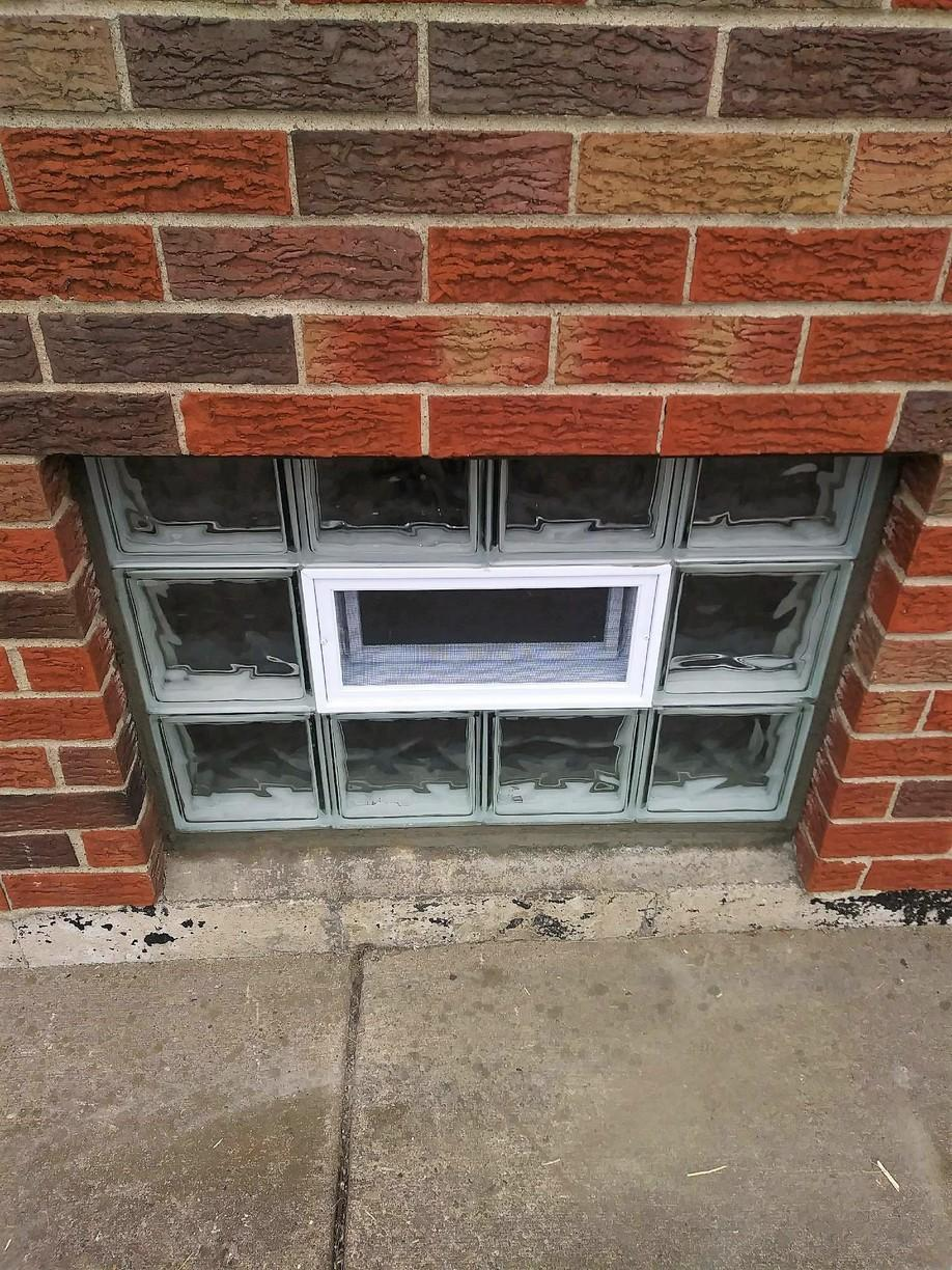 Vented Window Install in Beaver Falls, PA