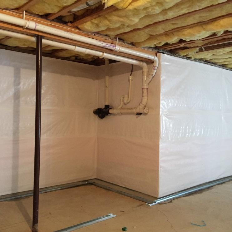 Award-Winning (Contractor of the Year) Waterproofed and ...