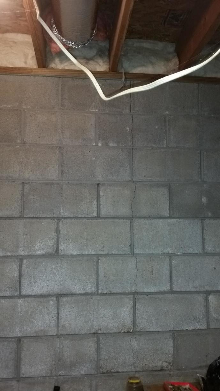 Vertical Cracks in Boonville, IN