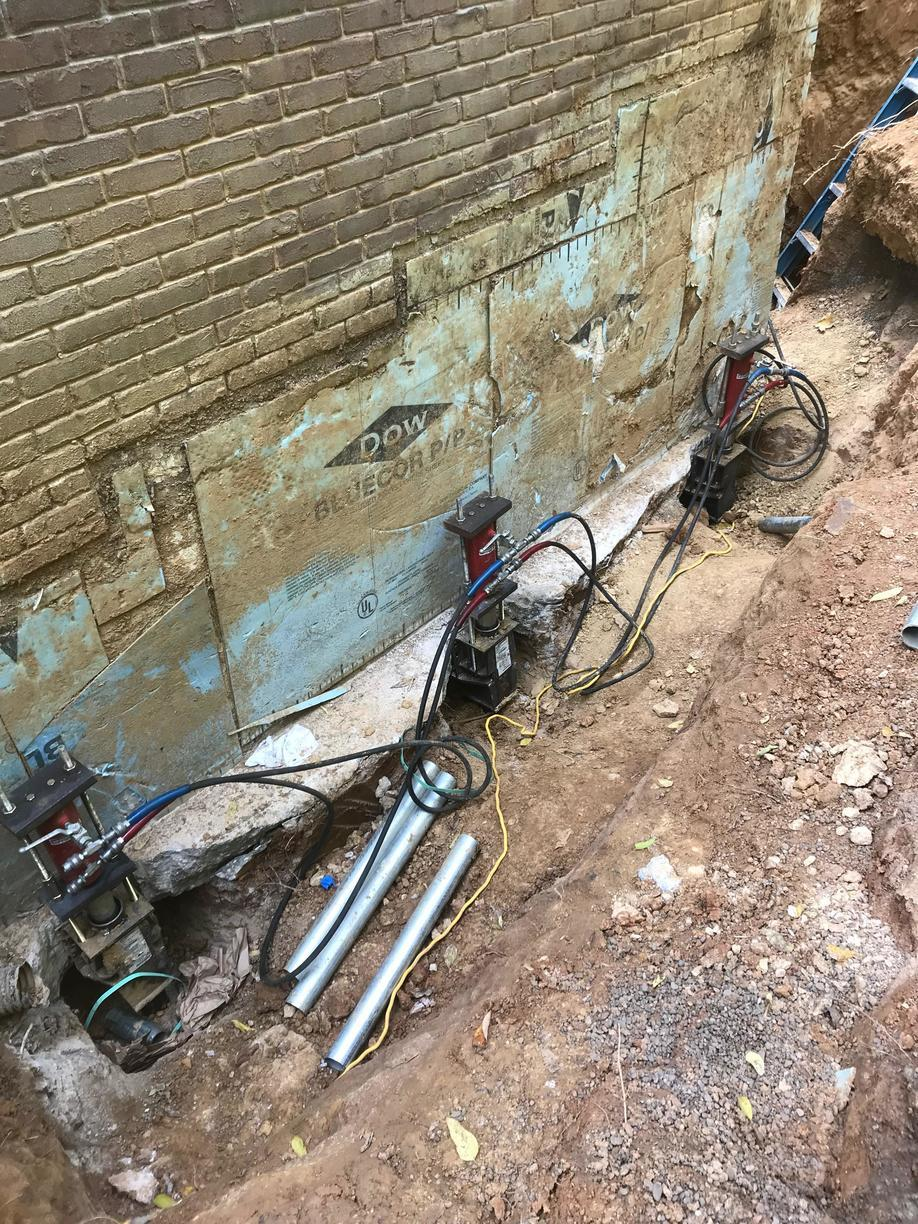 Our Pier System Will Permanently Solve Your Foundation Settlement