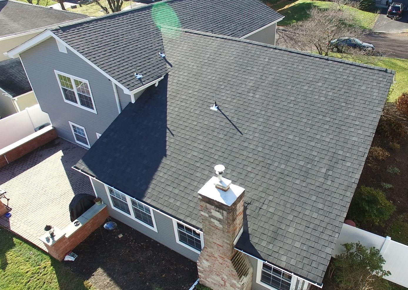 Different Roofs But A Uniform Appearance, Thanks to Pinnacle Exteriors