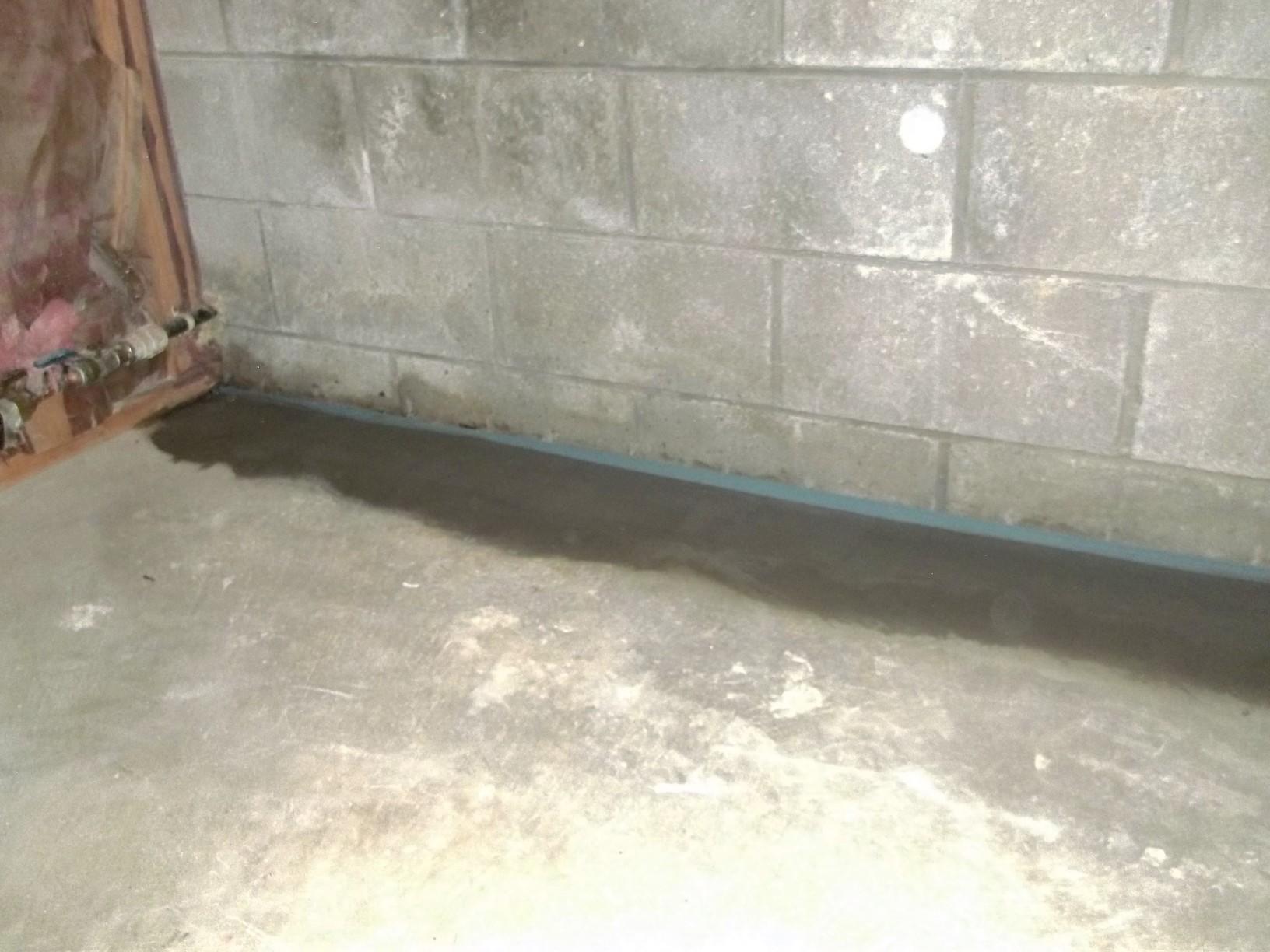 Baker S Waterproofing Basement Waterproofing Photo Album Wet