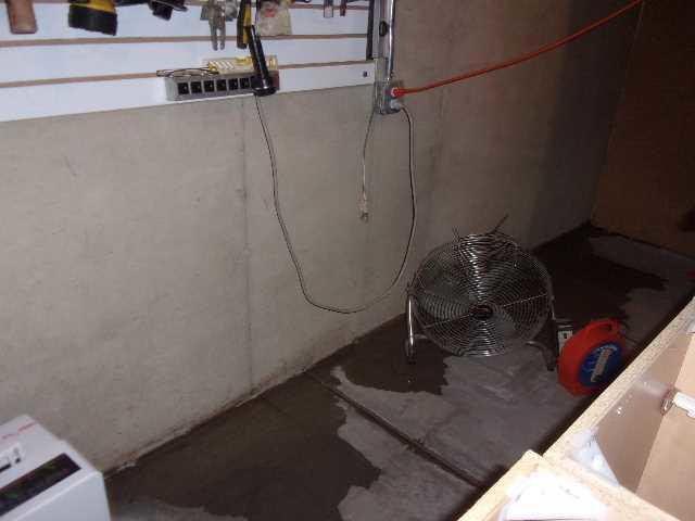 Wet Basement = More Problems
