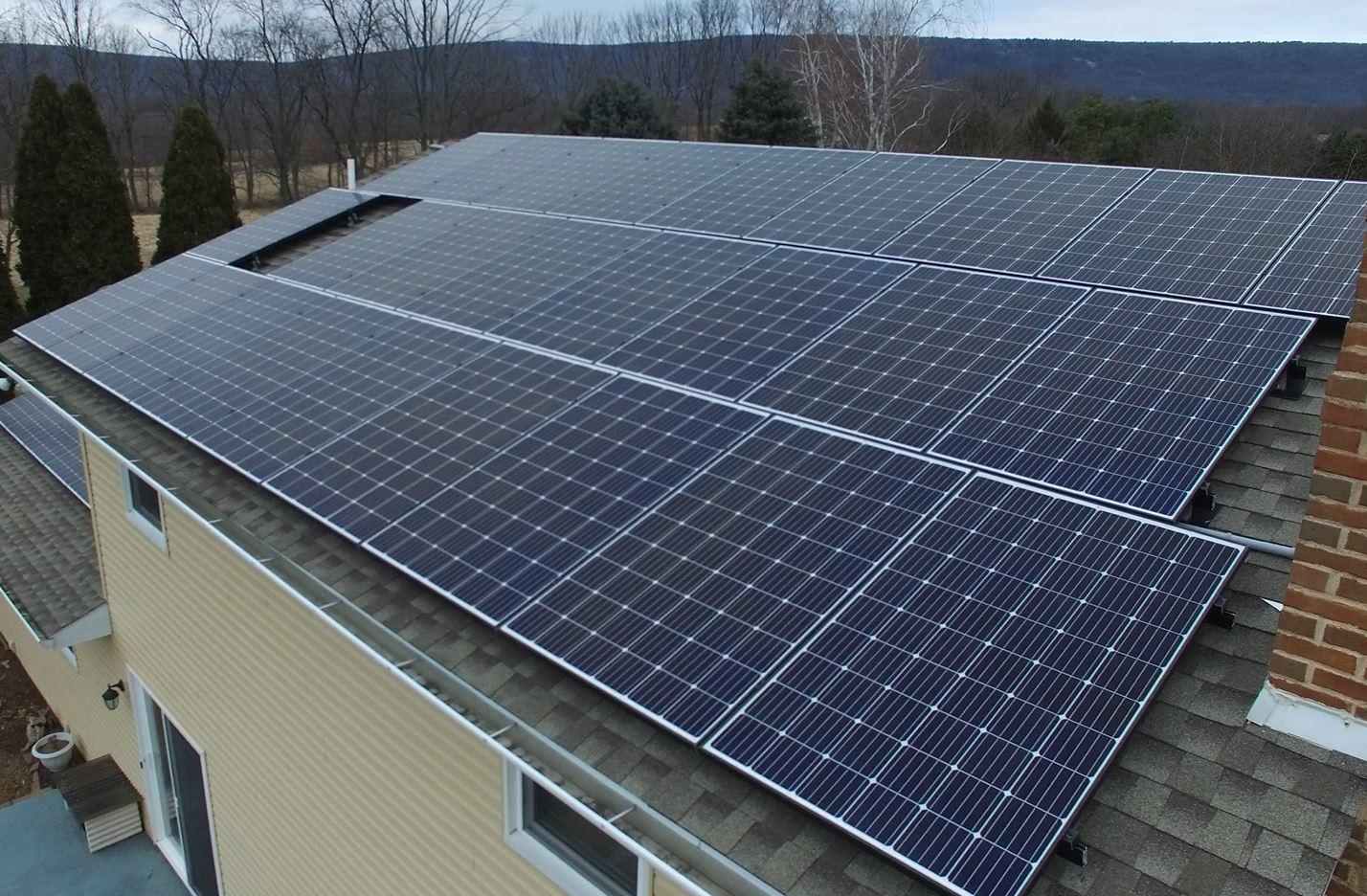 Call Pinnacle Exteriors For All Your PV Solar Needs in Pennsylvania and New Jersey
