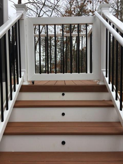 Maintenance Free porch and patio