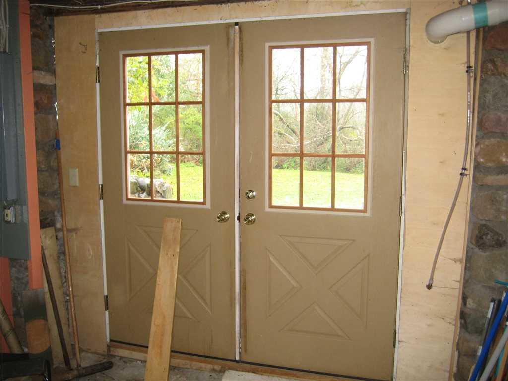 Basement Doorway