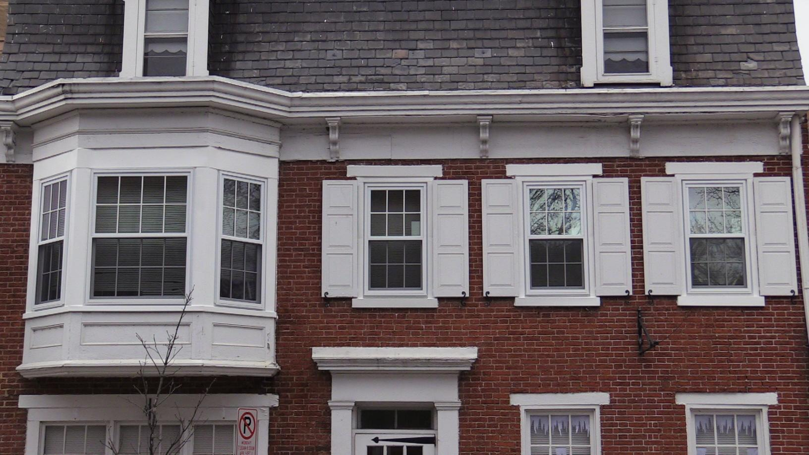 Double Hung Windows To Increase Efficiency At This Easton Rental Property