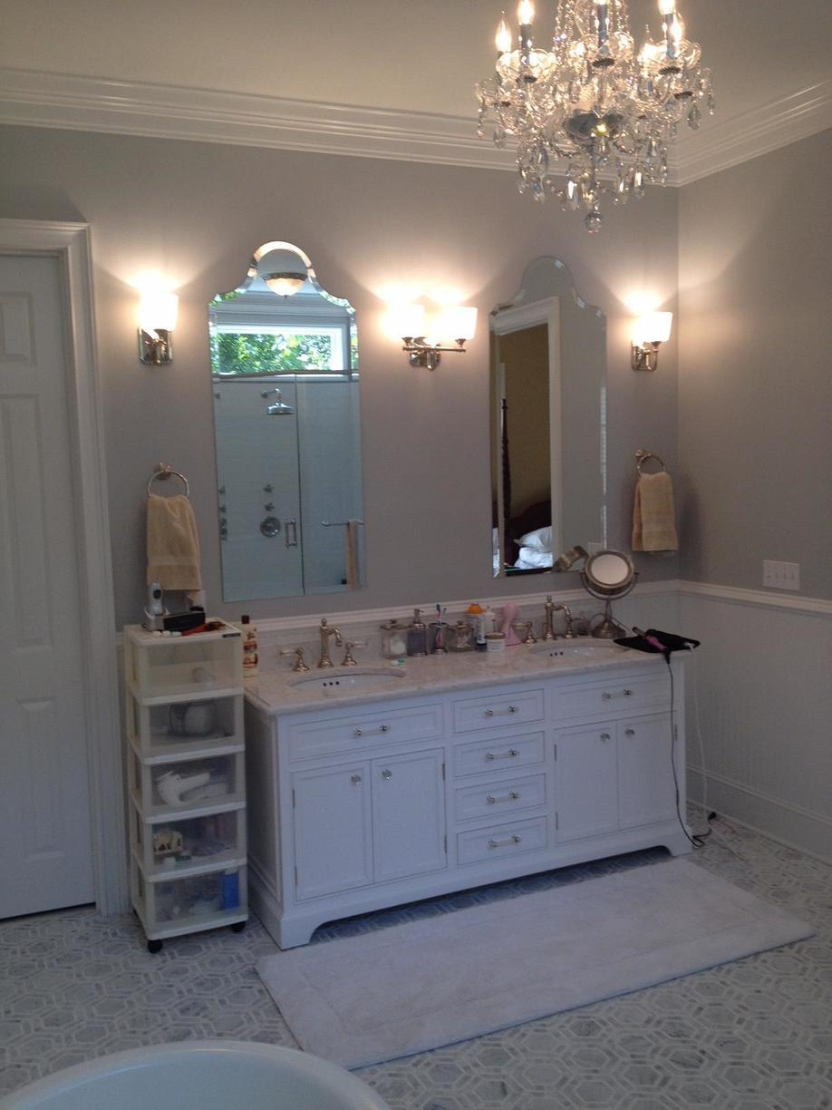 His & Hers sinks installed in Ladson, South Carolina