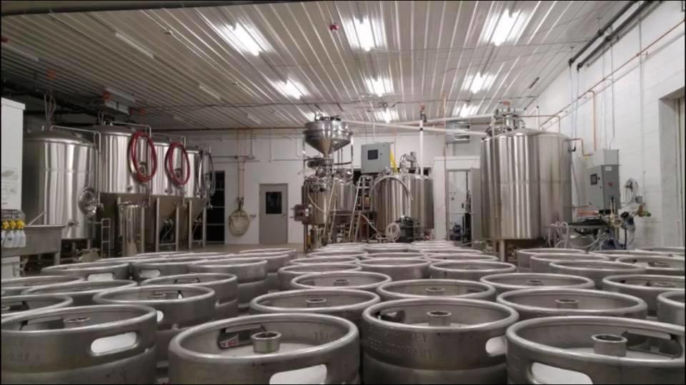 Keg Room Geneva, NY Brewery