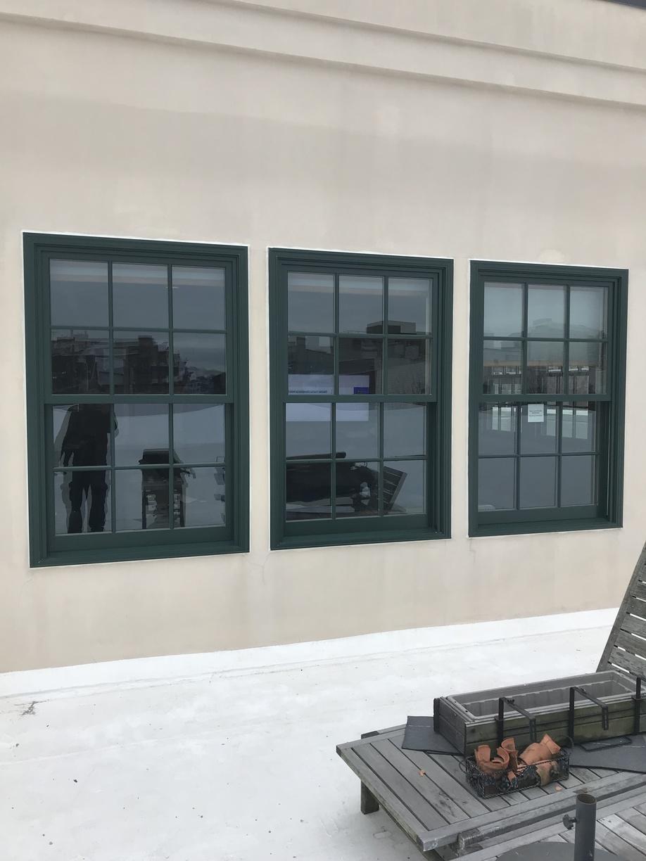 Marvin Ultimate Clad Window Installation in Hoboken, NJ