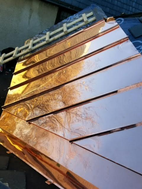 Last Few Copper Panels