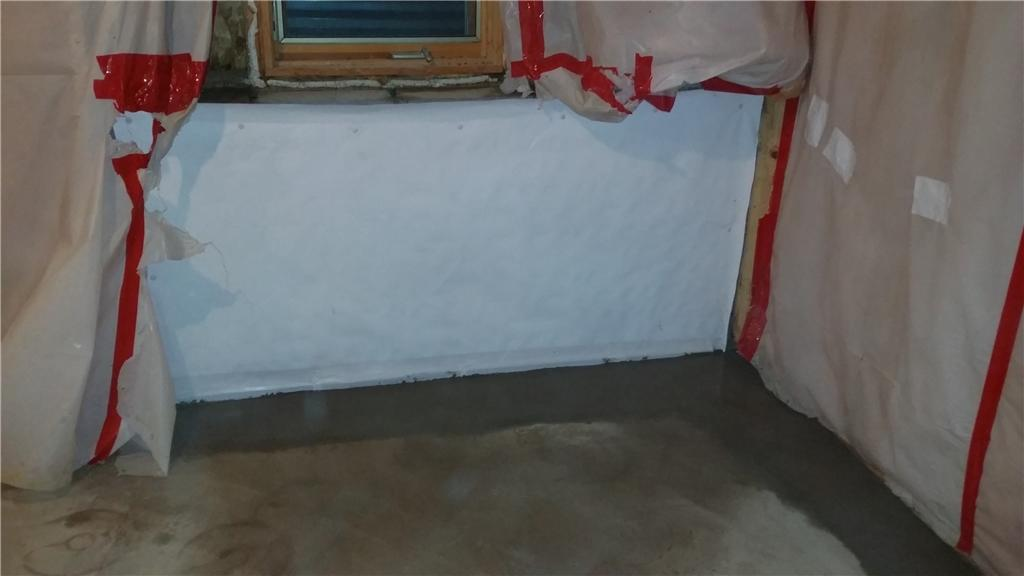 Completed Waterproofing solution