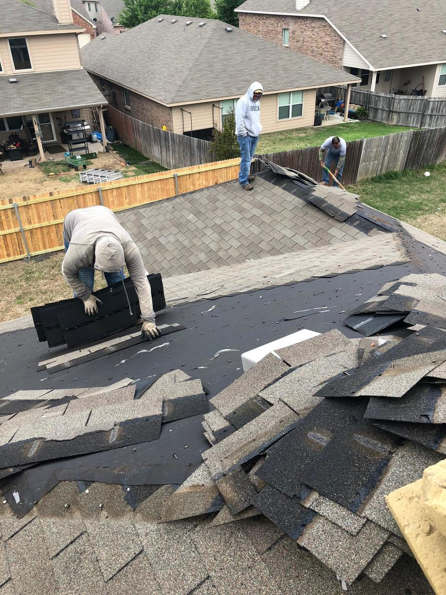 Forney, TX Roof Installation