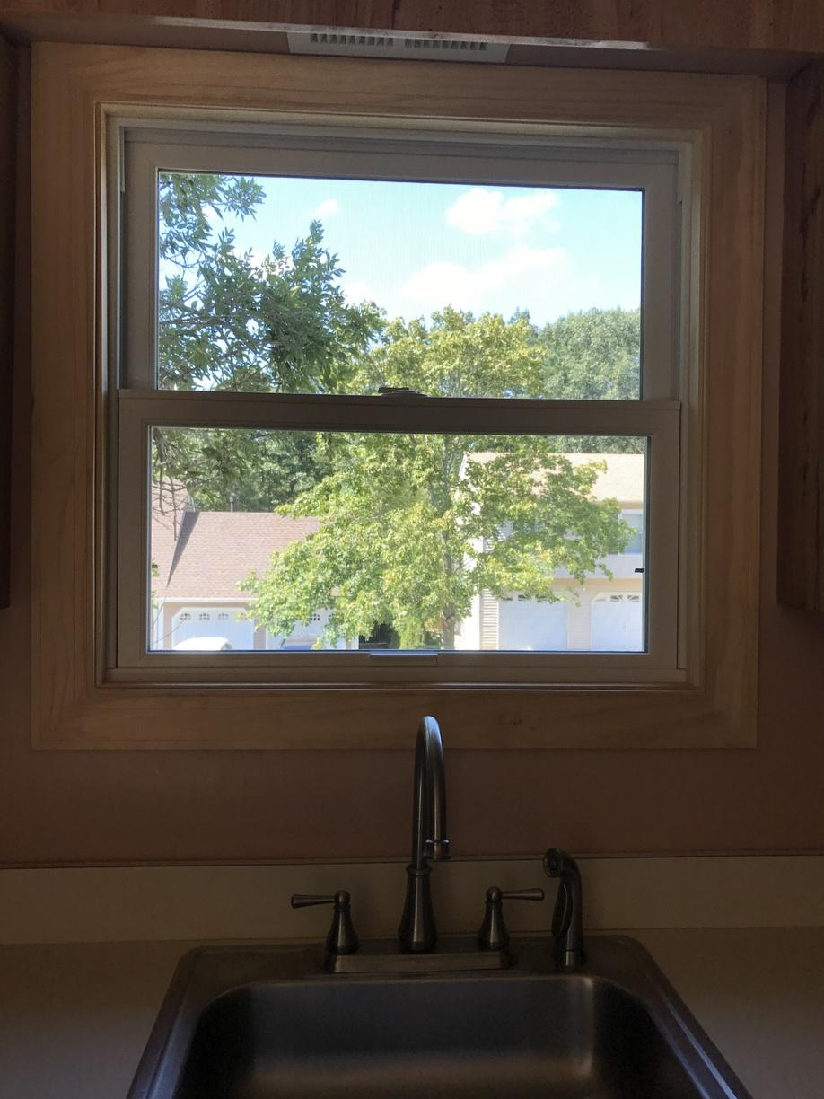 Marvin Infinity Fiberglass window install in Howell, NJ
