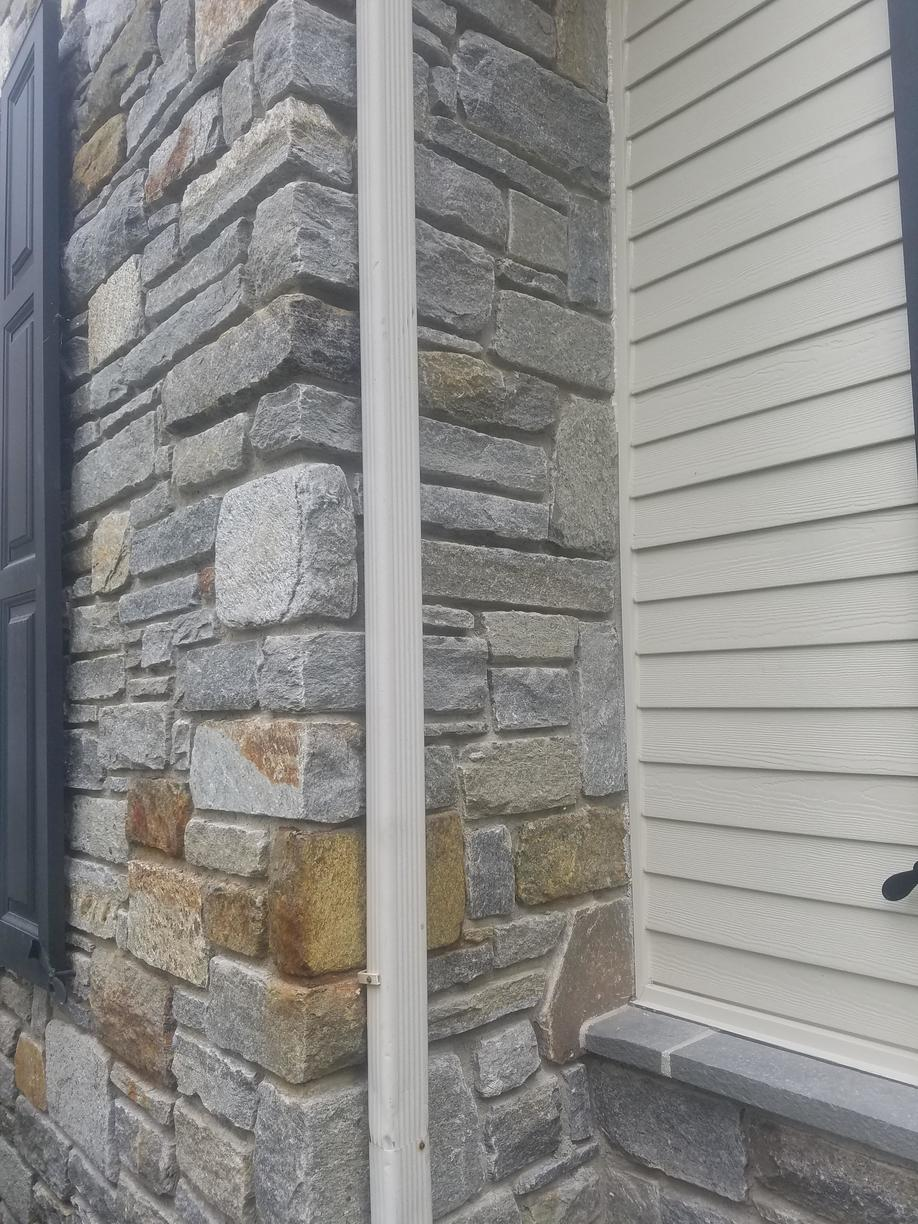 Hardie Planks and ProVia Stone Install in Ambler, PA