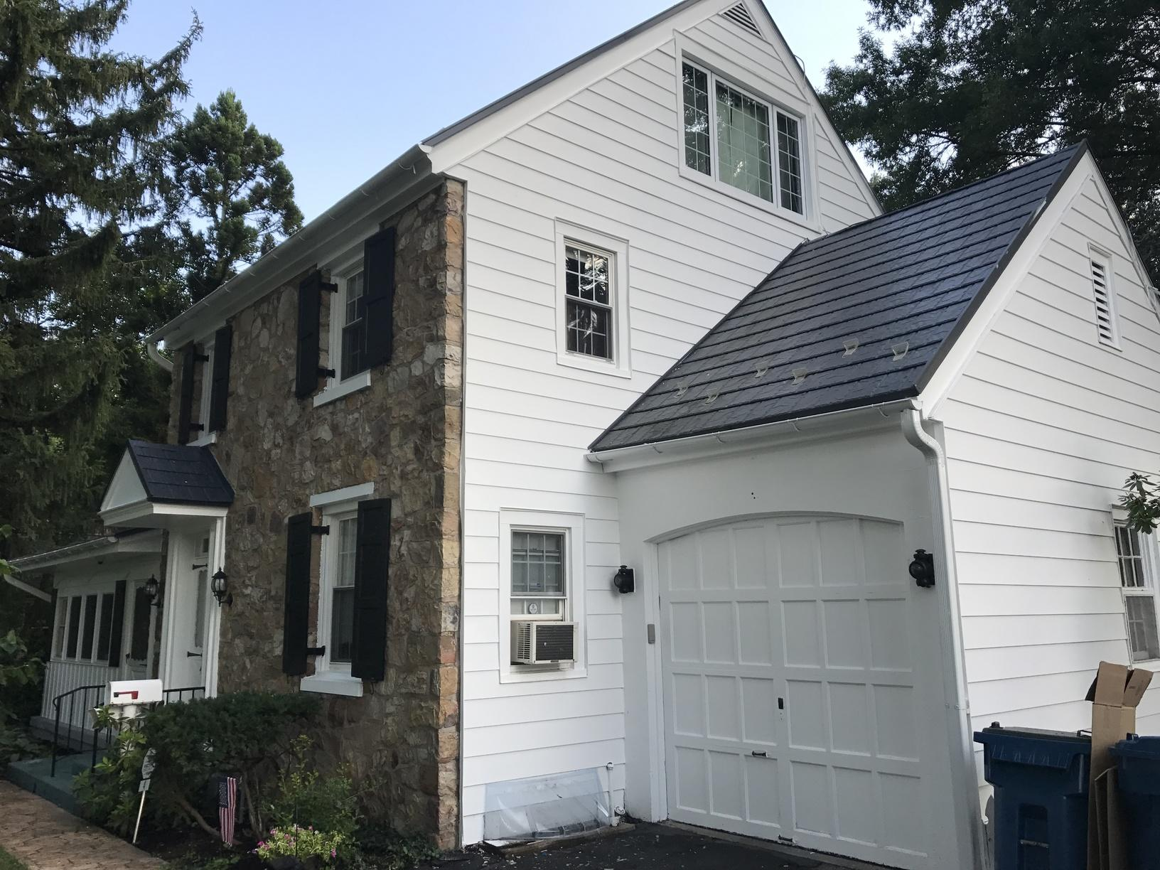 Aluminum Siding Painted in Camp Hill