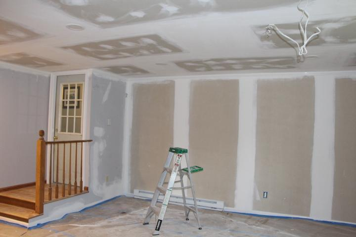 Everlast Unfinished Insulated wall panels
