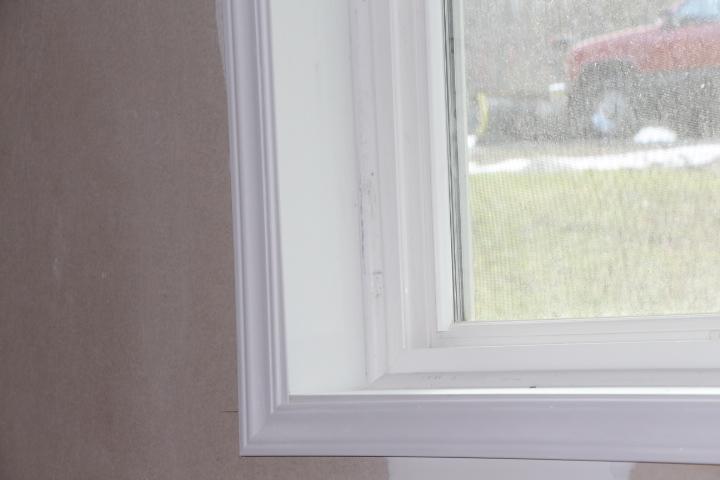 How we trim around windows