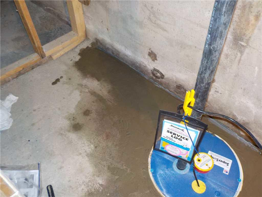 SuperSump Sump Pump Installation