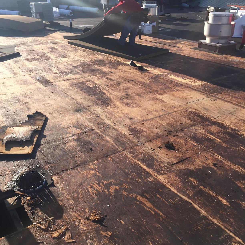 Roof Installation Preparation