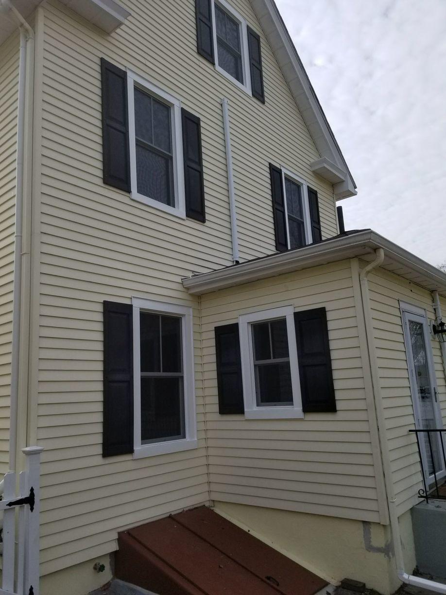 Marvin Infinity Double Hung Window Installation in Madison, NJ