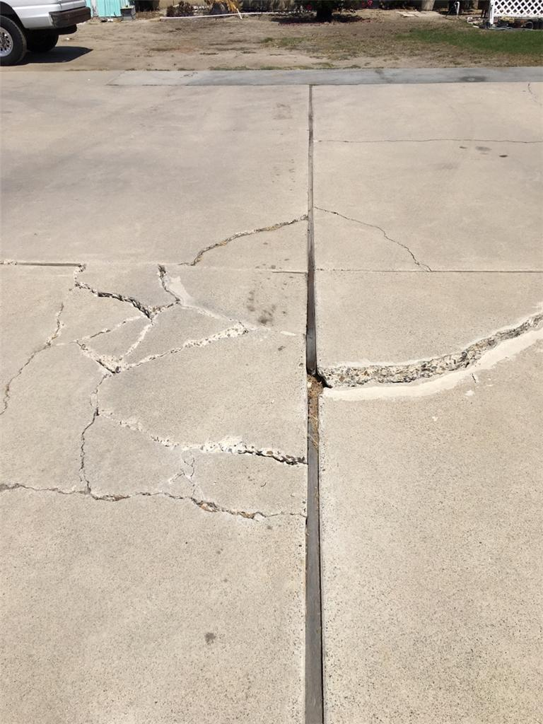 Concrete Replacement Quote in Midway City