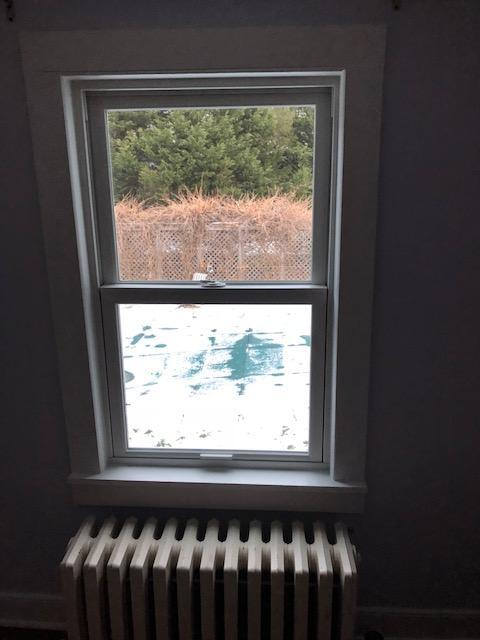 Marvin Infinity Double Hung Window Installation in Perrineville, PA