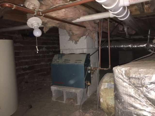 Your Crawl Space is Your Home's Foundation