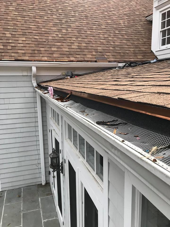 Gutter Installation Roofing Systems Owens Corning