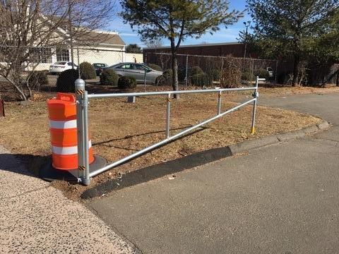 Barrier Arm Gate Installed in Hamden