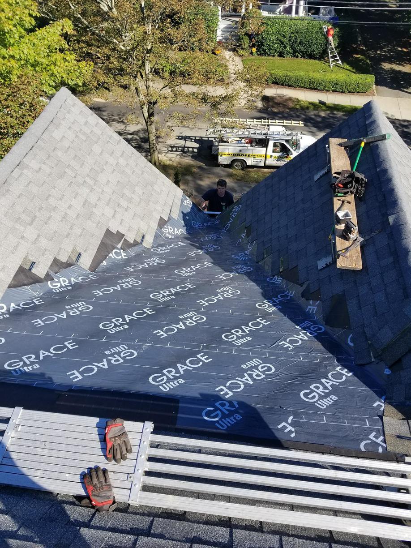 Shingle Roof Repair In Weston Ma New Ice Amp Water Shield