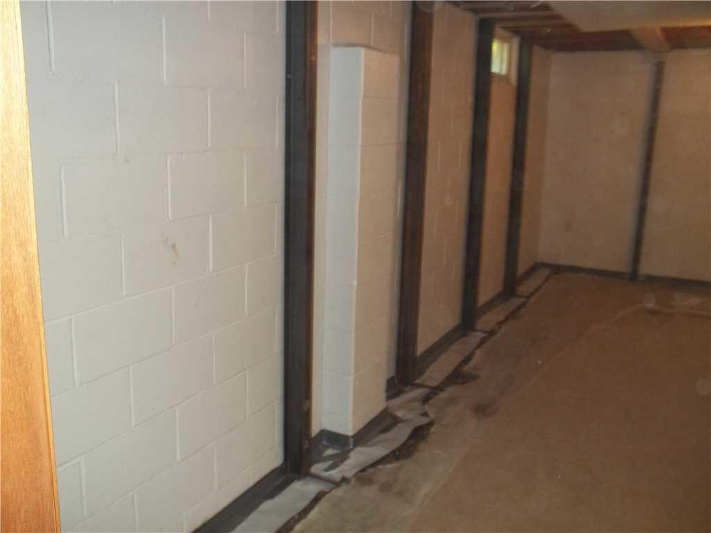 Waterproofing & Foundation Wall Repair Installation