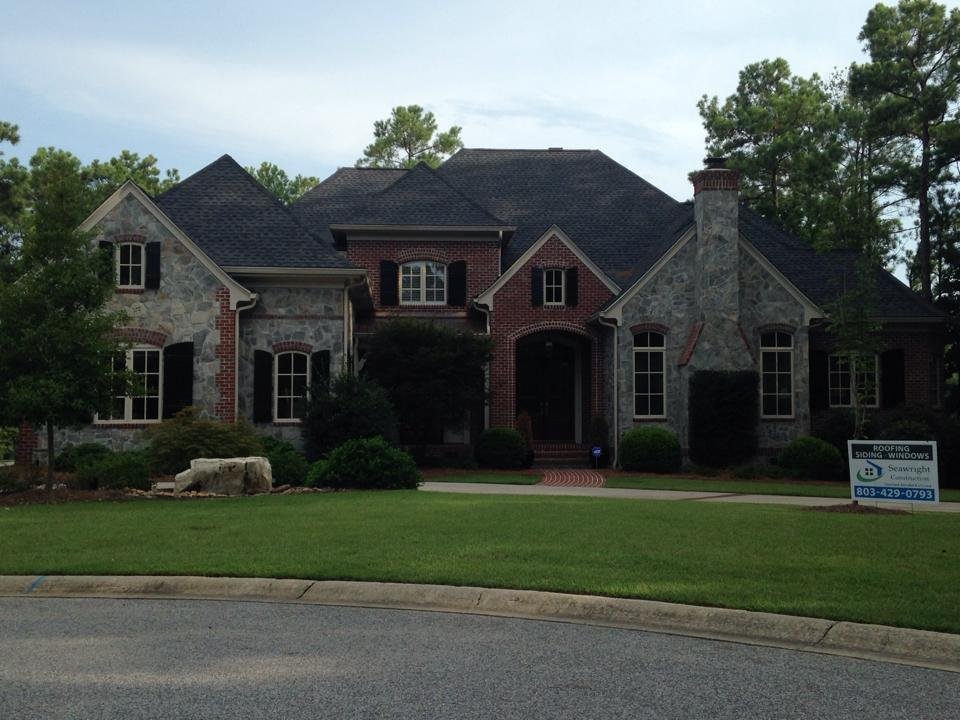 Roof Replacement in Woodcreek Farms