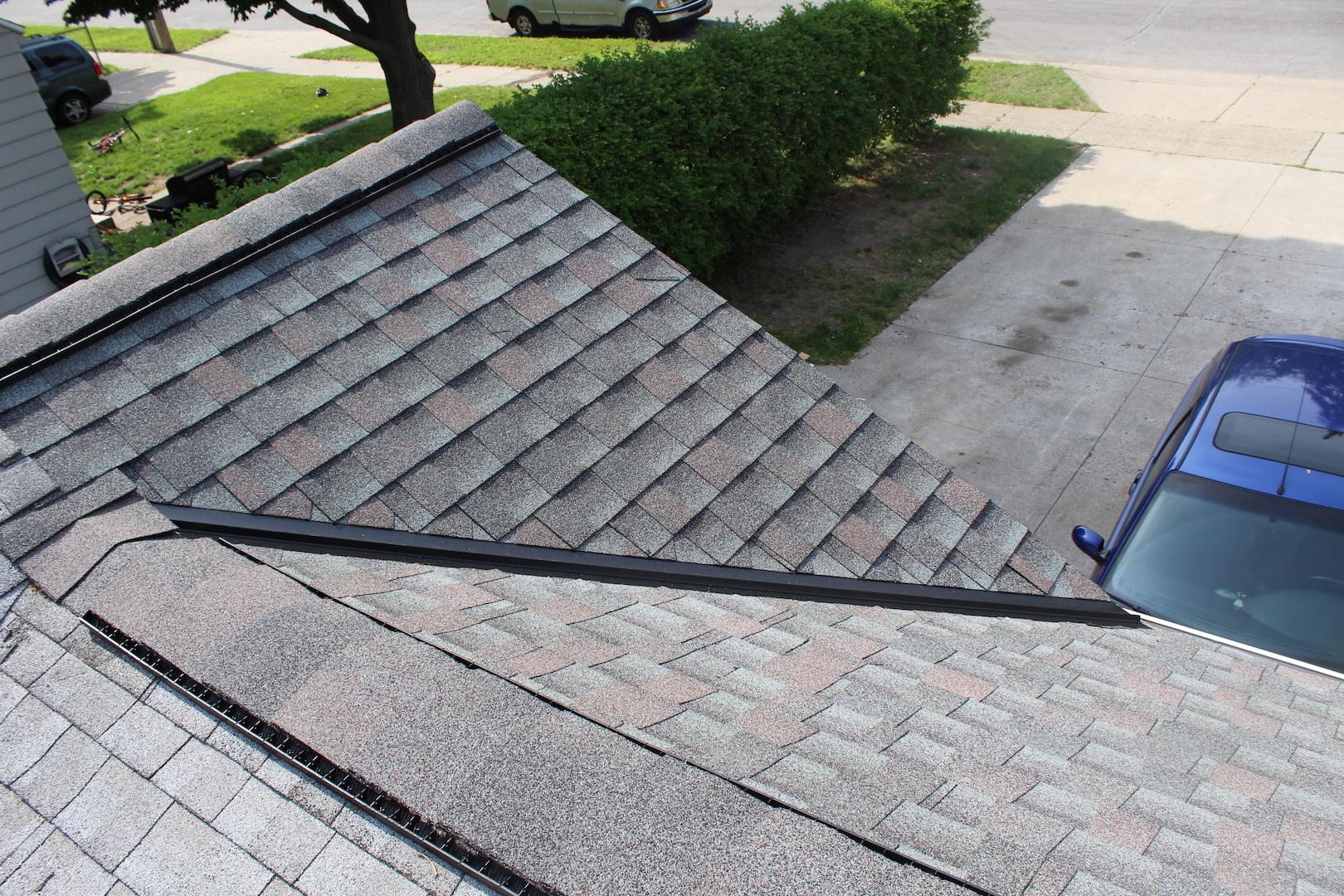 Roof Installation in Wyoming, Michigan