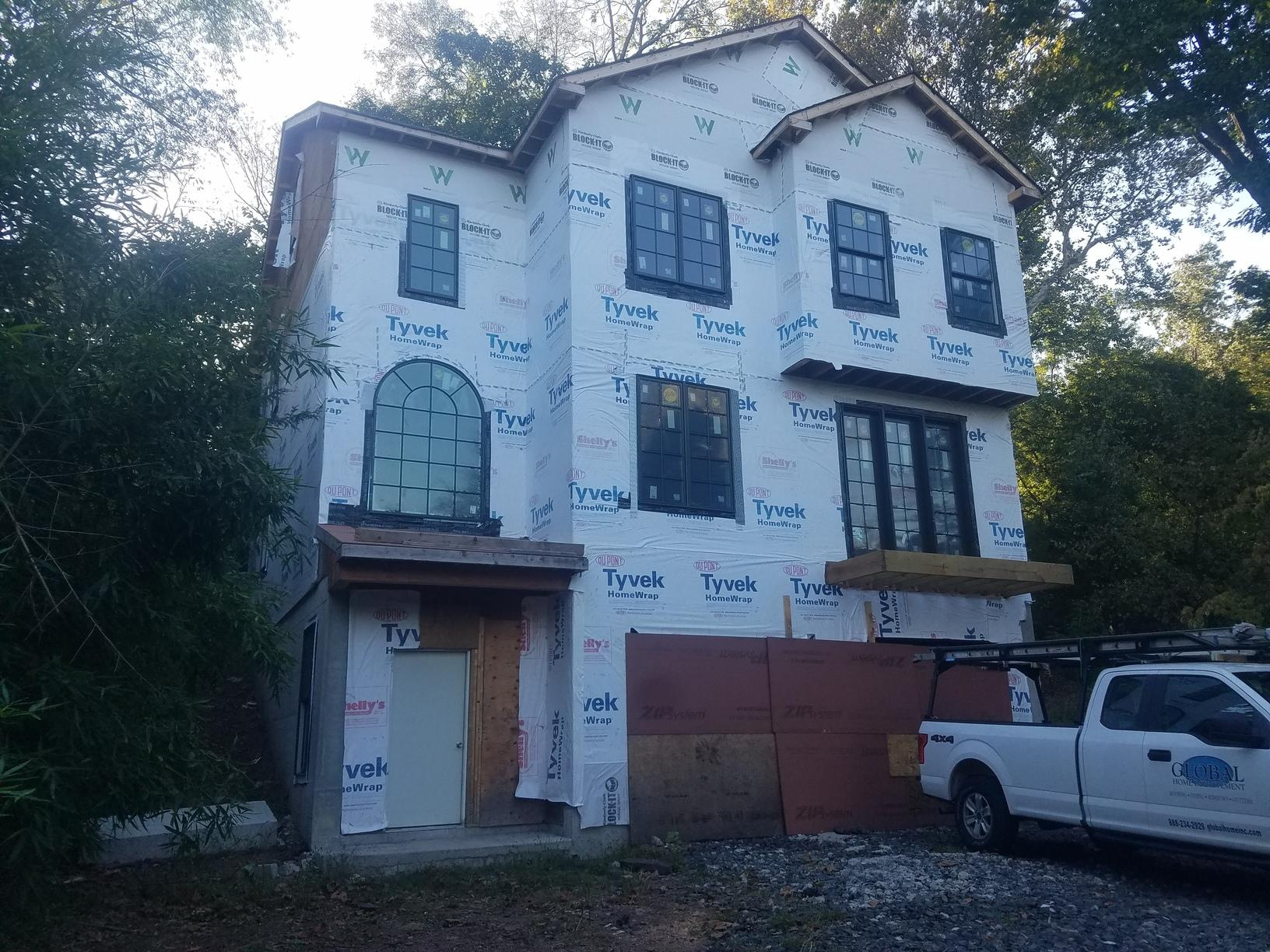 Choosing Siding for New Construction in New Hope, PA