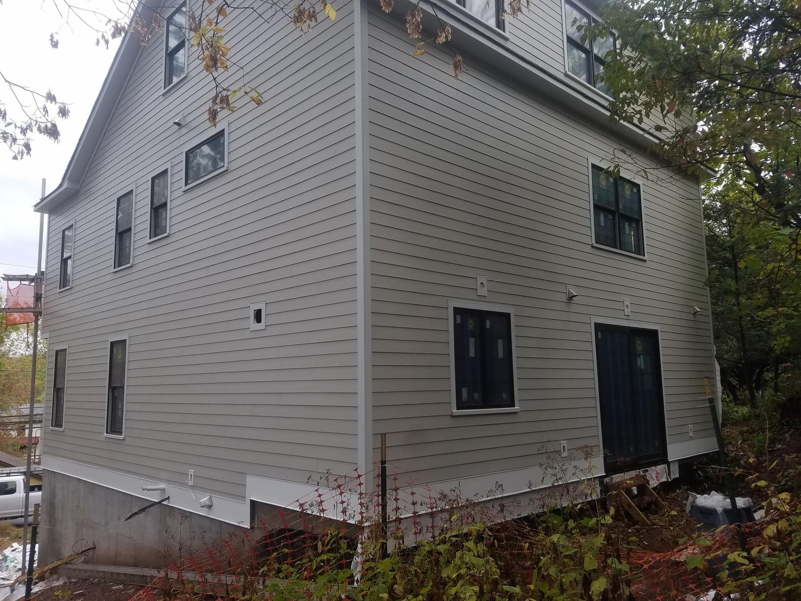 James Hardie Fiber Cement Install in PA