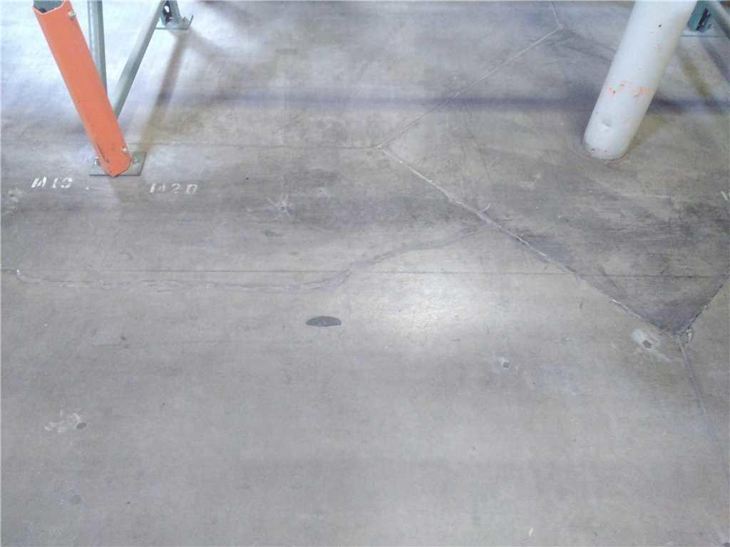 PolyLevel Injection at a Construction Site