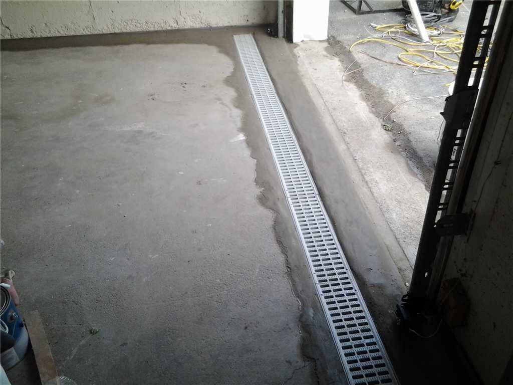 Basement Waterproofing Totowa Basement Waterproofing Trench Drain