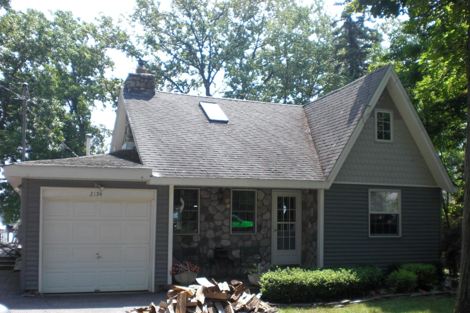Before Photo of Asphalt Roof Replacement in Highland Lakes, NJ