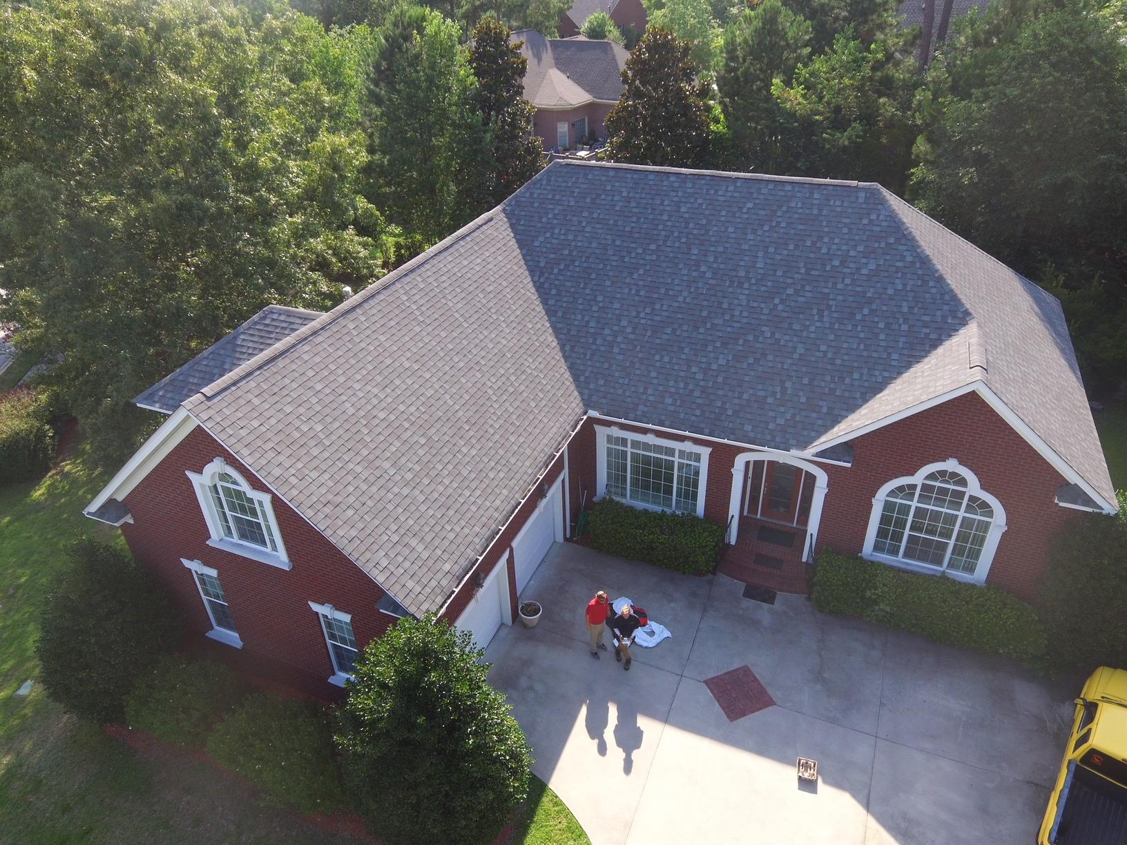 Roof Installation in Columbia, SC