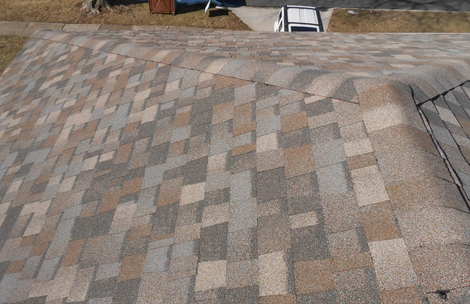 Owens Corning Duration Sand Dune Designer Shingle