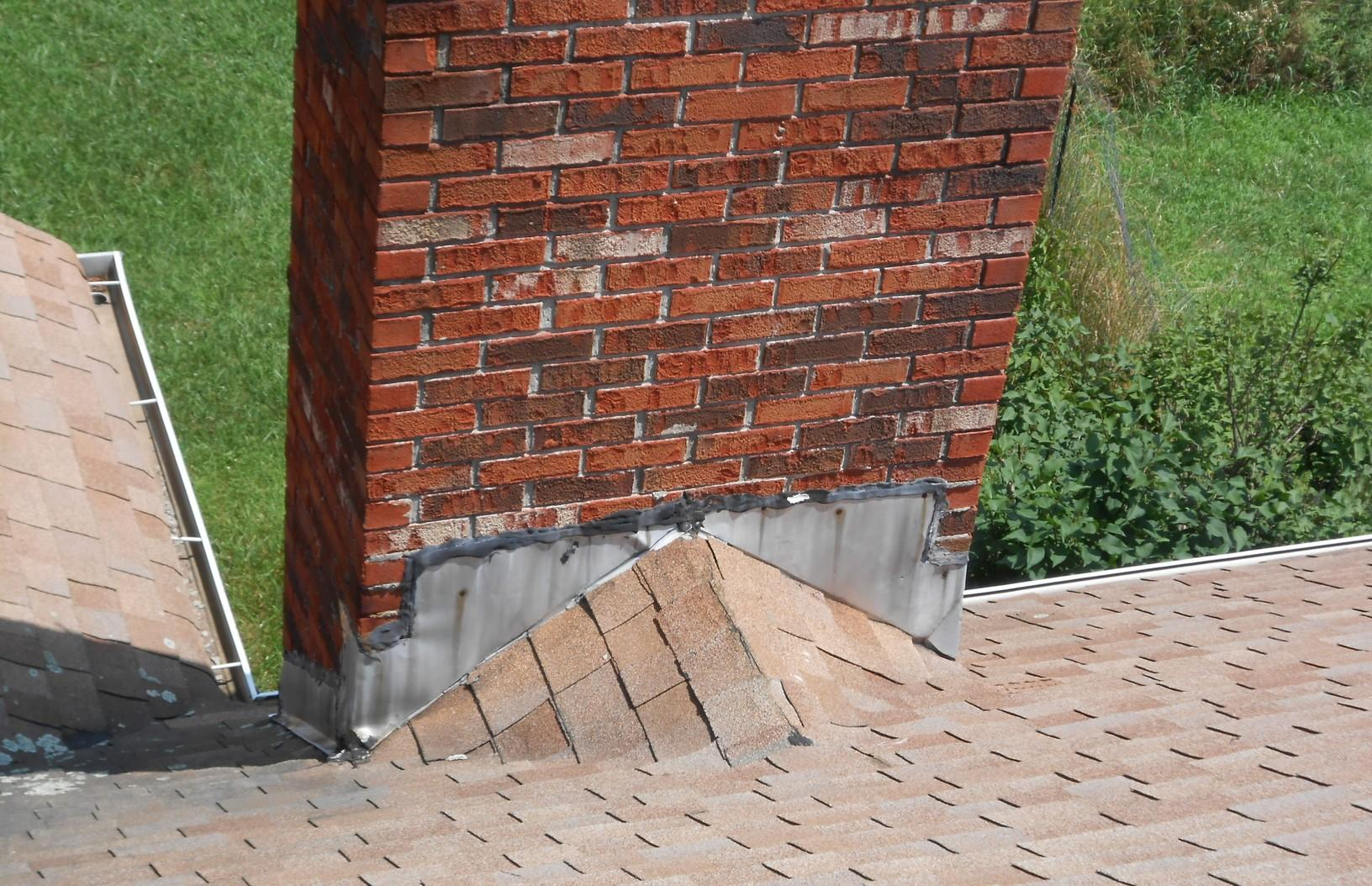 Asphalt Shingles and Chimney Flashing Replacement in Blairstown, NJ