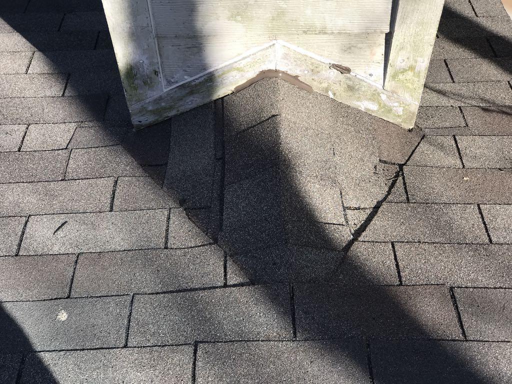 Brand New Shingle Roof