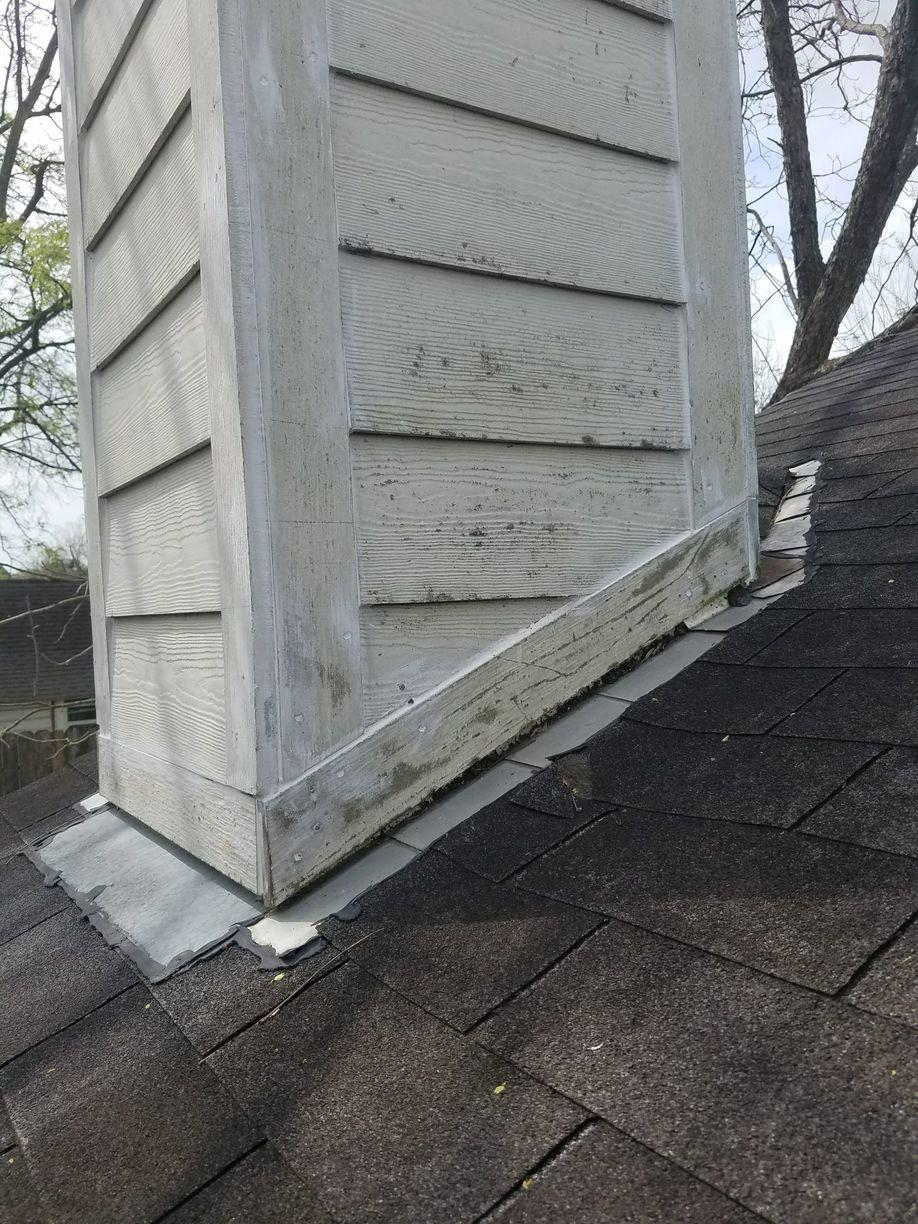 Before New Roof