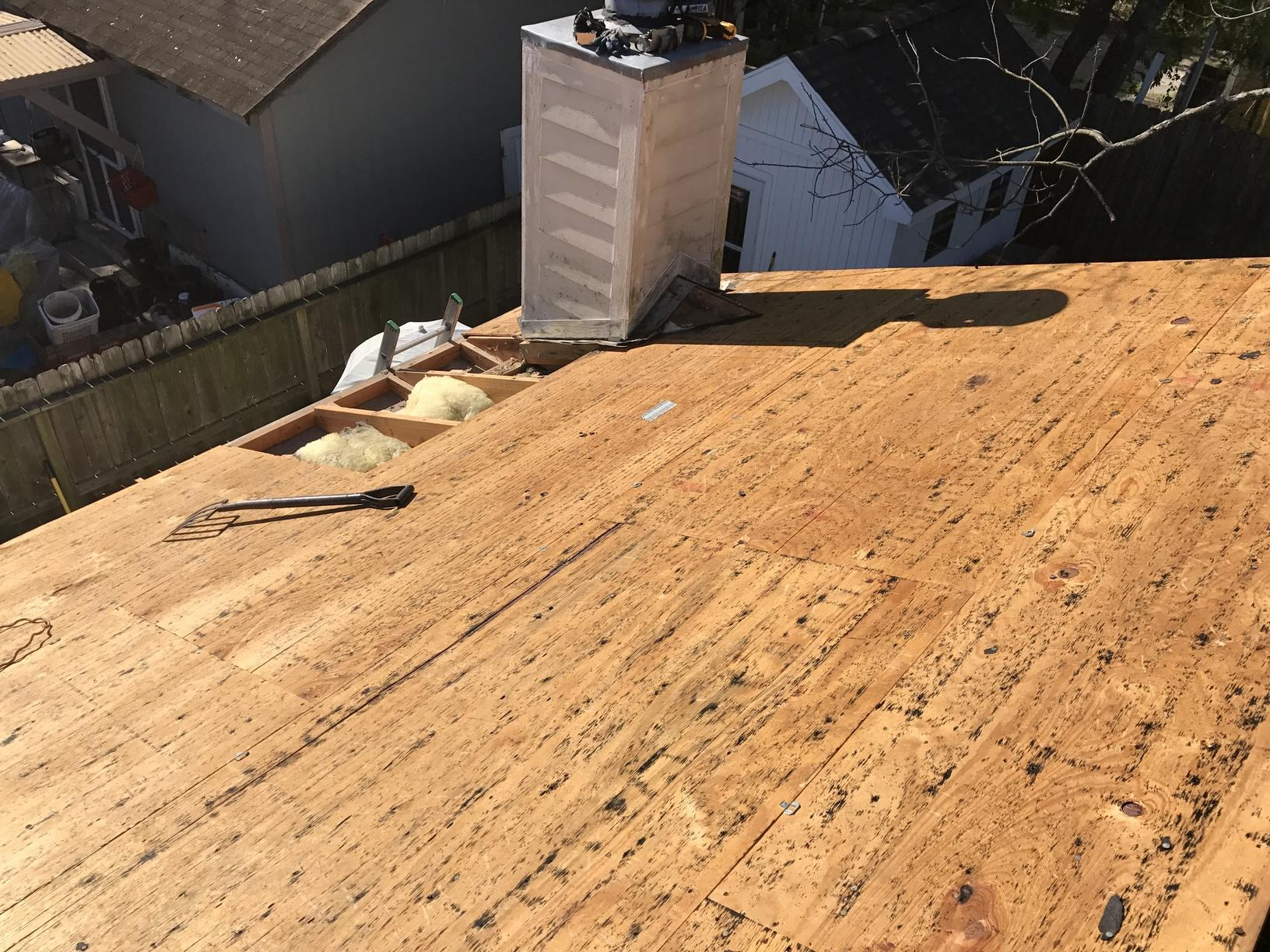 Decking Replacement