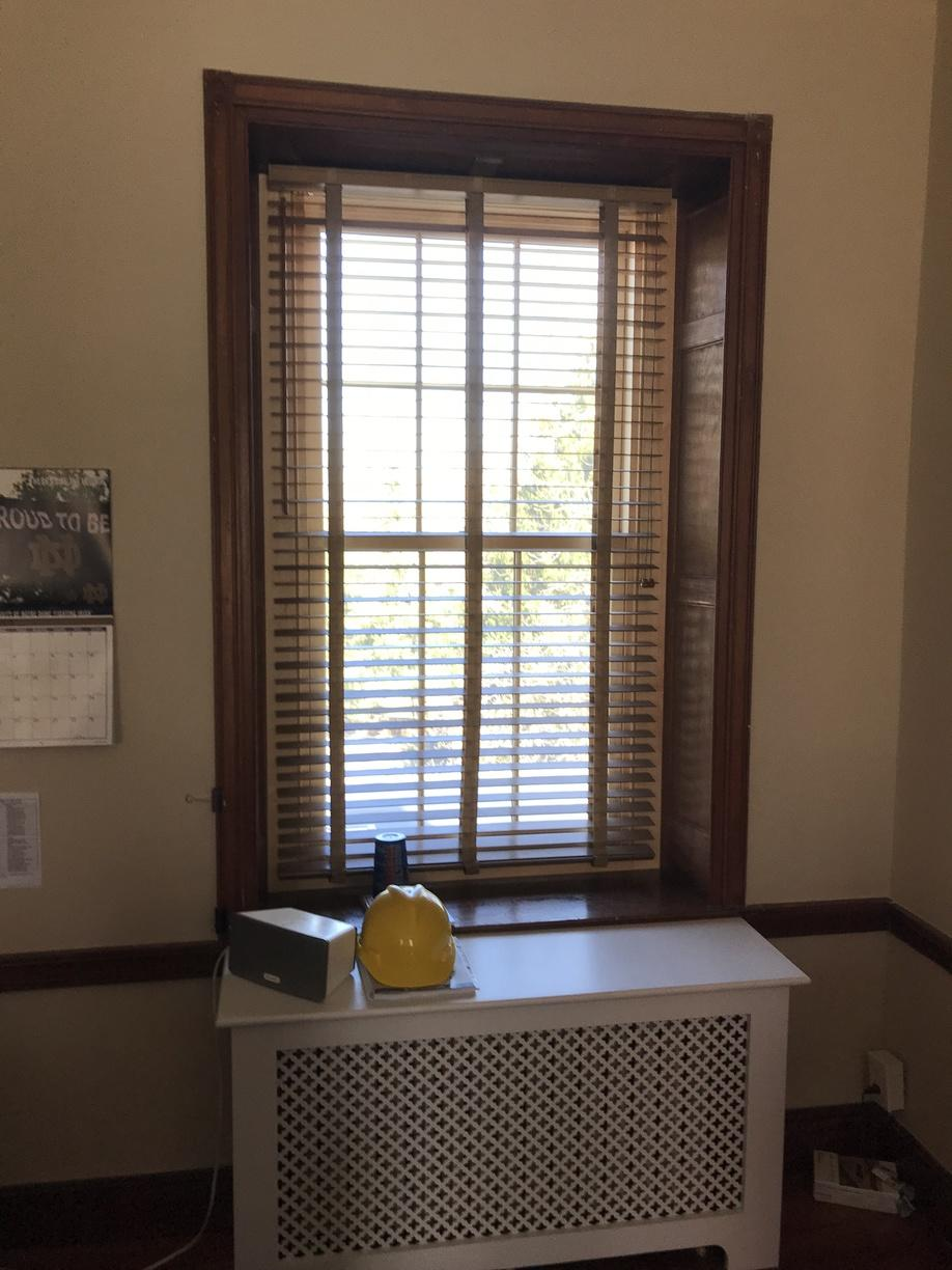 Marvin Ultimate Double Hung Window With Bare Pine Interior