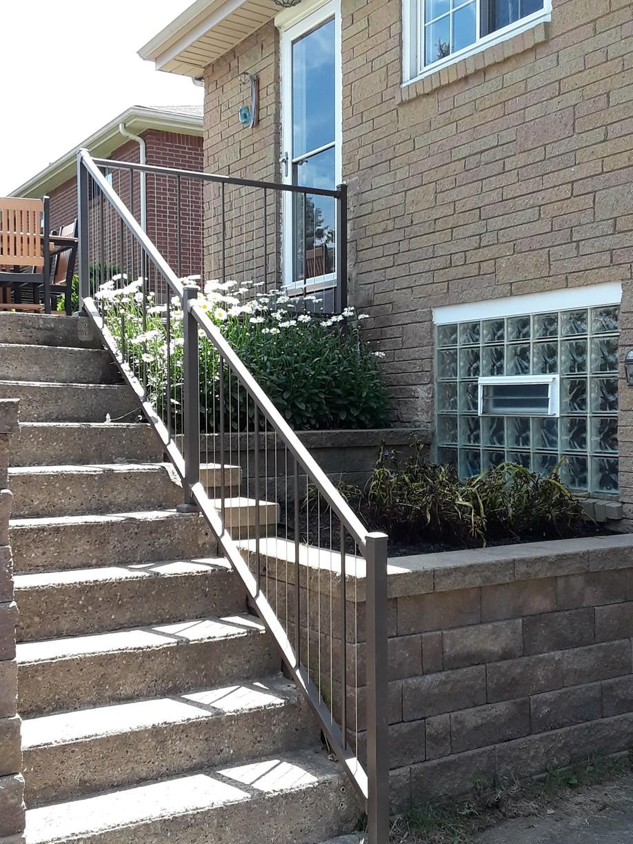 Verticable Railing Installation in Shaler, PA